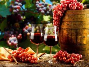 С бокалом вина в Иерусалиме