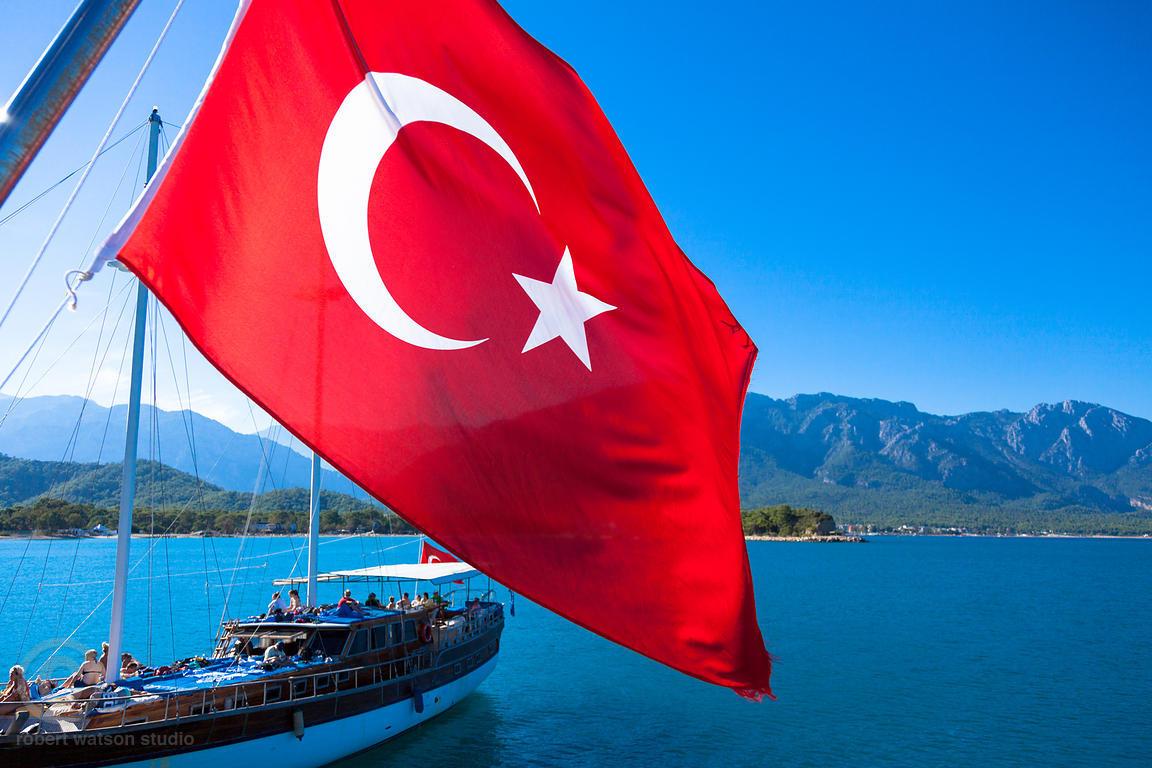 Улететь в Турцию