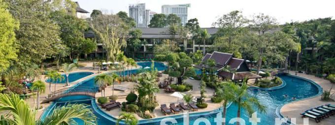Шикарный отель в шикарном Таиланде!