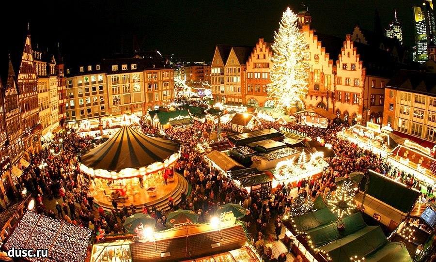 Волшебная Новогодняя Прага!!!