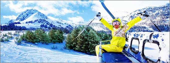 Горные лыжи в Андорре по самым выгодным ценам!