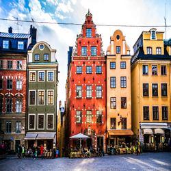 Гостеприимный Стокгольм