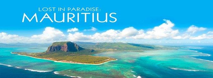 Отпуск на пляжах Маврикия!