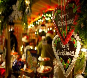 Открылся сезон Рождественских Базаров
