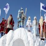 Зимний фестиваль в Якутии