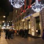 Ночной шопинг в Барселоне!