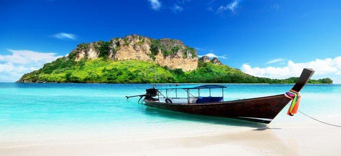 Солнечный Таиланд!