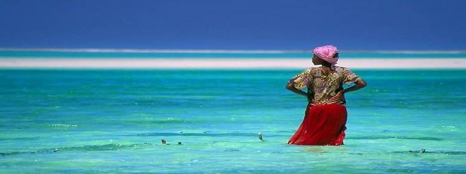 Чарующий о.Занзибар! Остров белых песков Танзании!