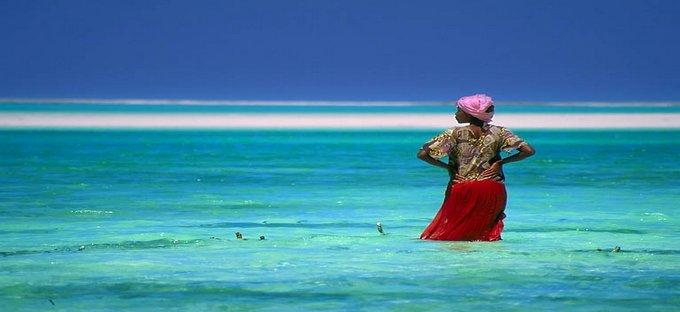 Занзибар – остров белых песков Танзании!