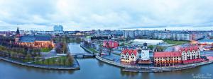 Открытие первого пятизвездочного отеля в Калининграде.