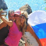Российские туристы тратят на отдых больше всех