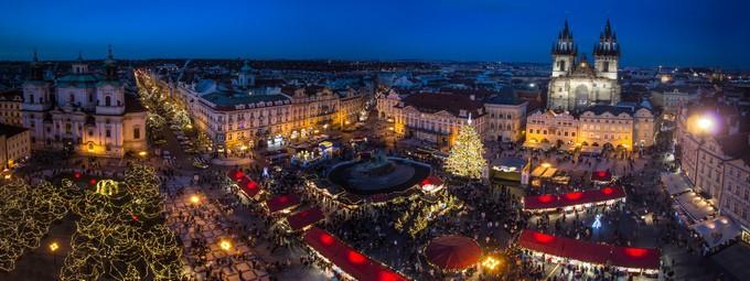 Горящий тур в Чехию