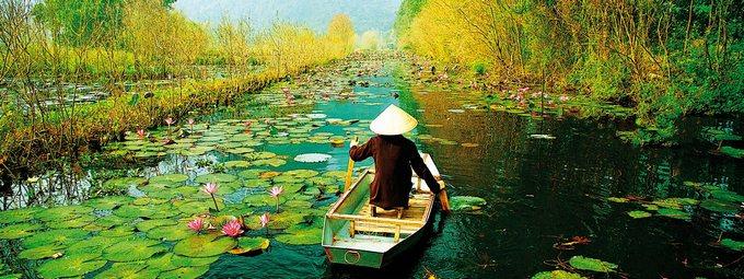 Тур во Вьетнам в январе