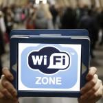 Wi-fi в метро Санкт-Петербурга.