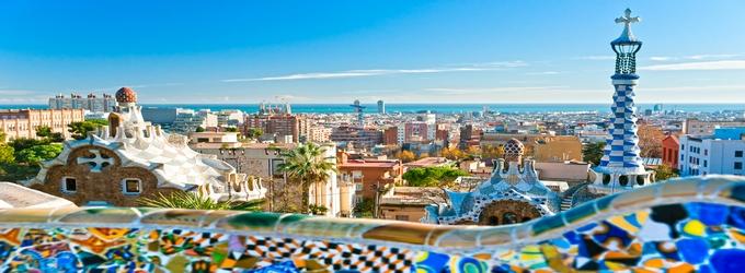День всех влюбленных в Барселоне!