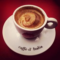 Повышение цен на кофе в Италии.