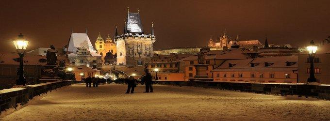 Горящий тур в Прагу на 15 дней!