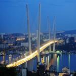 Новая достопримечательность Владивостока