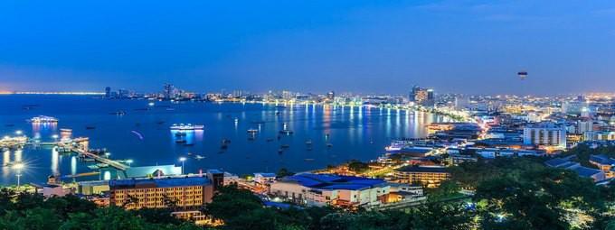 Мартовский Таиланд