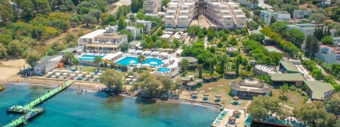 Отличный отель в Турции