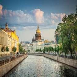Санкт-Петербург завоевал премию World Travel Awards