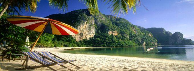 Начало зимы в солнечном Таиланде!