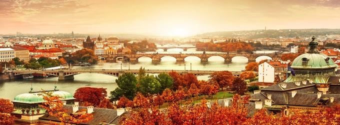 Прага - город в который влюбляешься без памяти