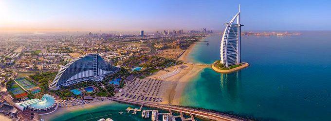 Восточные сказки в ОАЭ