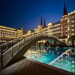 Роскошный отель в Турции снова будет открыт для туристов