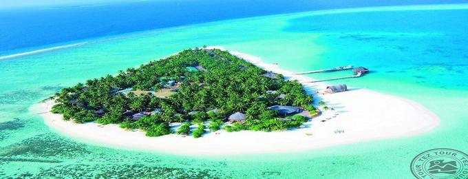 Новый Год на Мальдивах!