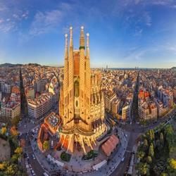 Барселона в топе городов