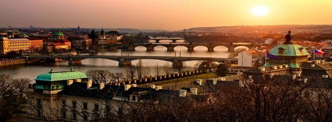 День Всех Влюбленных в Праге!