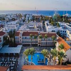 Отлично отдохнули на Кипре, в Айя-Напе.