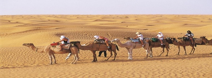 Бархатный сезон в Тунисе