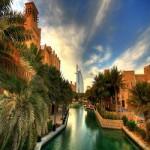 Новая башня в Дубаи