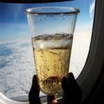 Бесплатное вино на борту — «Аэрофлот»