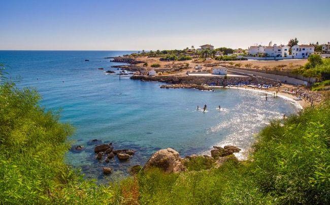 Майские праздники на Кипре