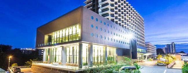 Отличный современный отель в Таиланде!