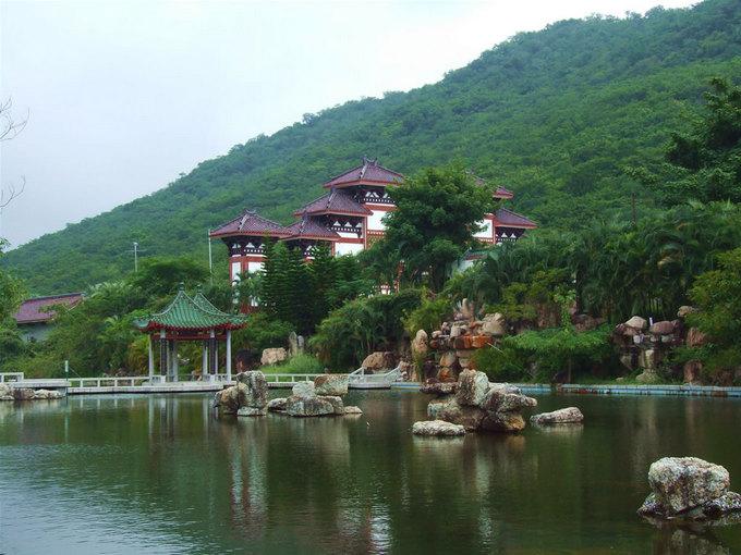Горящий тур на остров Хайнань.