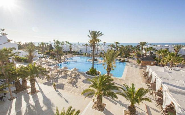 Отличная трёшка в Тунисе на о. Джерба.