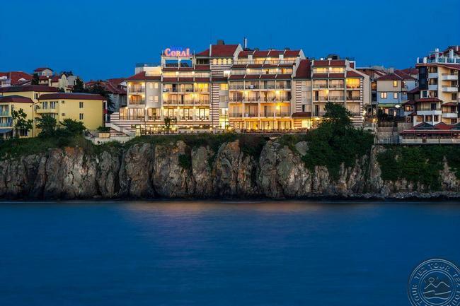 Болгария с завораживающим видом на море.