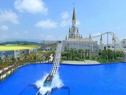 Парк развлечений в Турции!