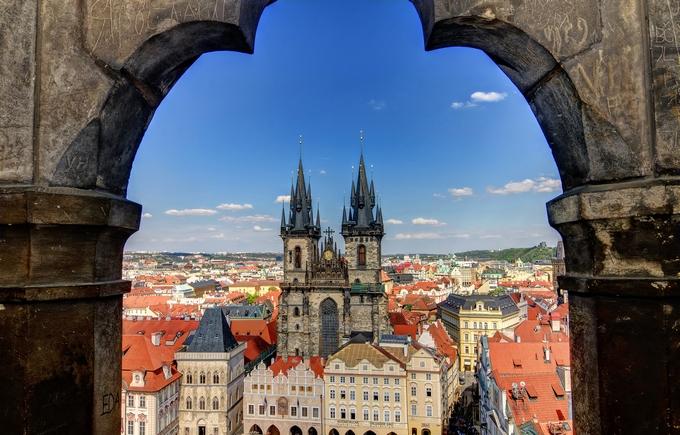 Выгодный тур в Прагу!