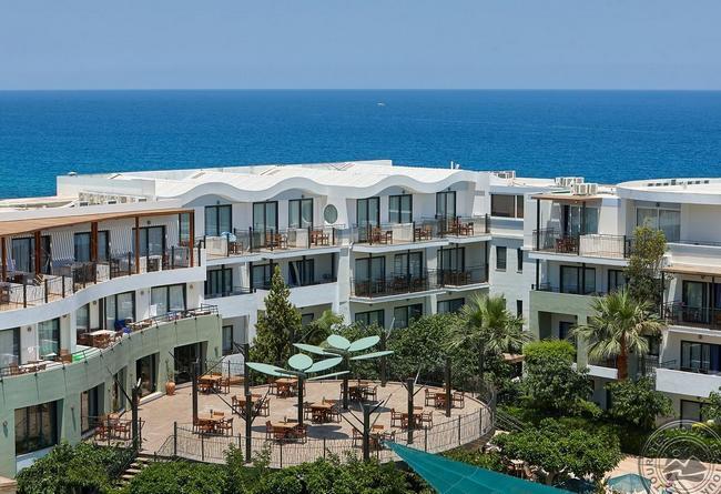 Семейный отель Греции.