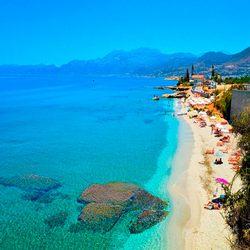 Молодёжный курорт Греции — Херсониссос.