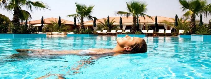 Лучший СПА отель в Турции