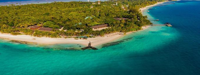 Роскошные Мальдивы